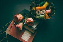カラー見本手帳とお買物アドバイス資料